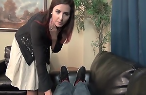 Hairy milf does some partnership pl...