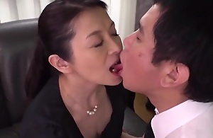 HOT JAPONESE MOTHER Yon LAW With an..
