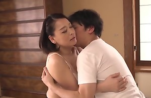 Hot japonese mom and stepson 0410