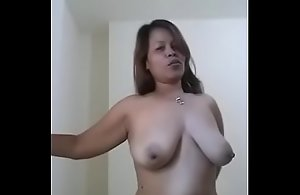 Unclothed Indonesian maid, iis wahyuni