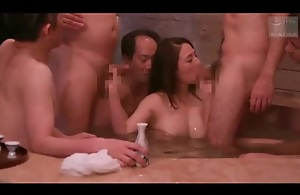 sexy japonese wife have sexual connection with..