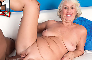 Cock Juice For The 60plus Milf - Jeannie Lou And..