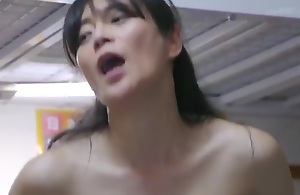 Hot japonese matriarch and stepson 01700