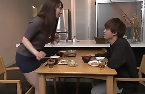 Hot japonese progenitrix and..