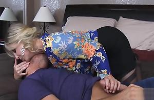 Hot Blonde Maw Pussy Julia Ann
