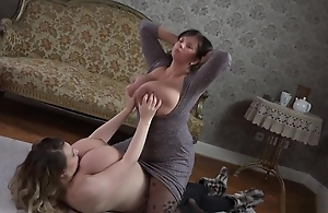 Big milk boob