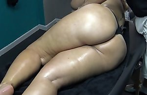 Sexy Mature Wife with Big Booty Stuck..