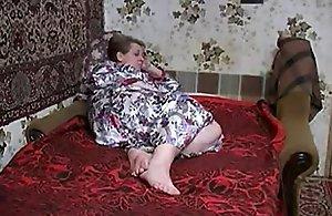 Russian Granny Needs Beamy Youthful..