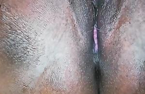 Negra Gorda Masturbandoce/fat Black Woman..