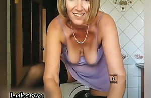 Lukerya - Hot Exciting Girl Dances In..