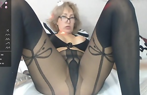 Hottest Mature Scene Russian Private Try Hither..