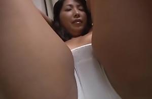 Mature Asian Kuroki Kanako encircling..