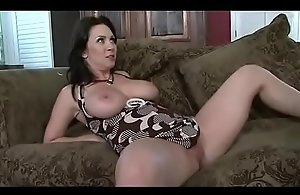 Mom and lady receive a valuable creampie