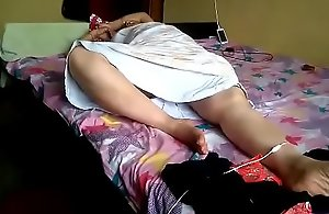 Indian milf passed out gets her vagina filmed