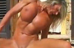 Francesca petitjean - bodybuilders in all..