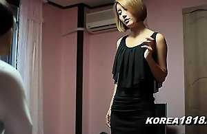 KOREA1818.COM - Gorgeous Korean Babe Fucks Ugly..