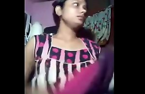 Indian Brobdingnagian boobs aunt..