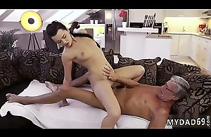 Russian old mature first time What..