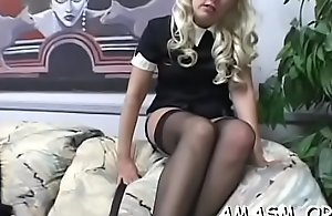 Teen forced wide follow humiliation..