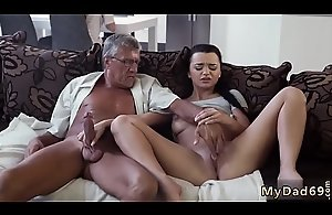 Superannuated mature fucks partner'_..