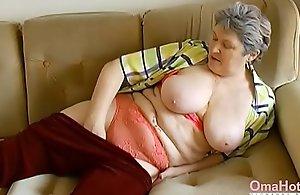 OmaHoteL Extra Victorian Granny Seductive..