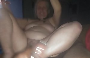 Found me a X-rated Azz Grandma with skillz:-)