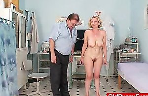 Hairy pussy mother tamara embarrassing..