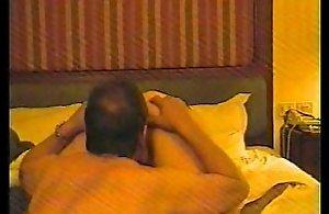 amatures mature hotel room