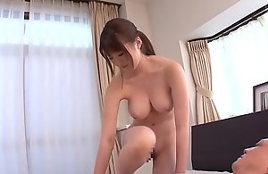 JAV unmixed body Momoka Nishina sixtynine..
