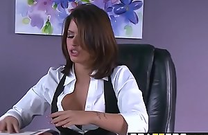 Brazzers - Broad in the beam Tits at Affectation..
