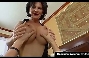 Mature Milf Deauxma Has Big Blasting Orgasm With..