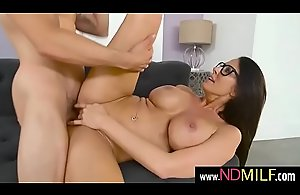 Reagan Foxx big jugs hot mature lady like sex